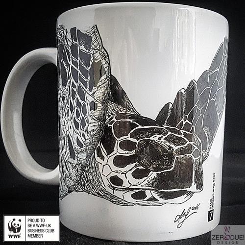 hawksbill turtle wwf