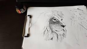 lion ink