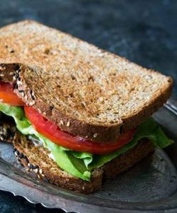 Avocado-Lettuce-and-Tomato - How to Lose Body Fat:10 Ways to Reduce Fat Percentage