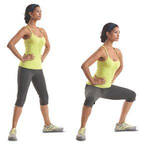 Brazilian Butt Lift Plie- Brazilian Butt Lift Exercises for Women: Get Bigger and Rounder Bum