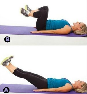 Frog-7 Best Leg Exercises for Women at Home: Slim and Toned Legs