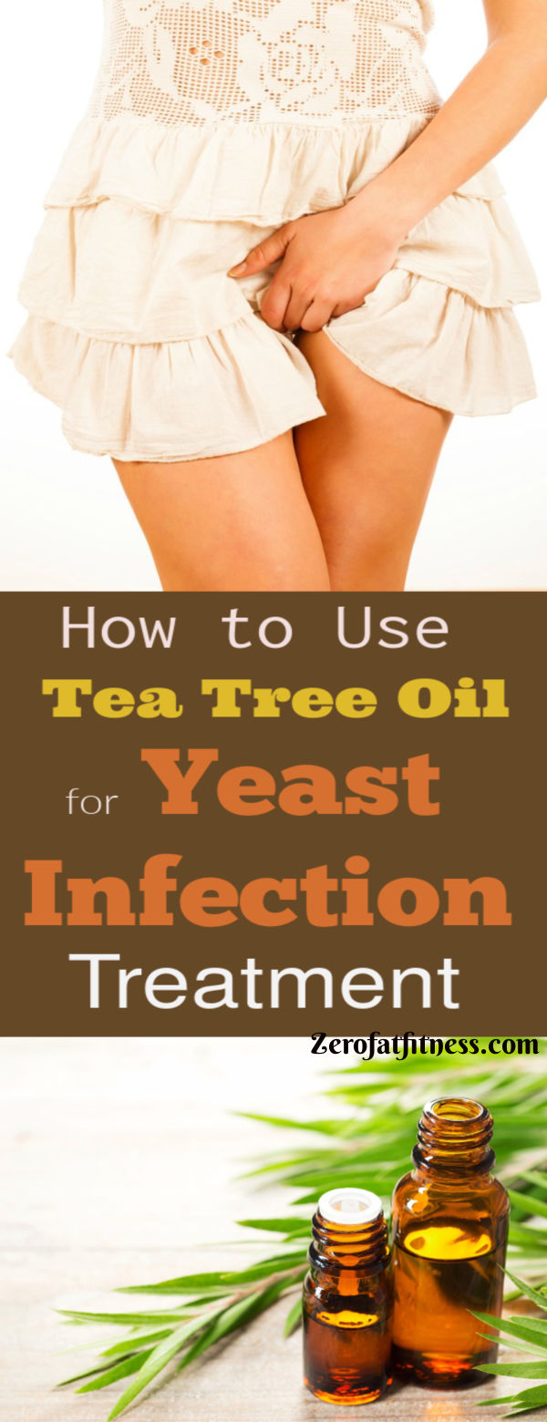 How to Use Tea Tree Oil for Yeast Infection Treatment| How to cure a yeast infection at home fast