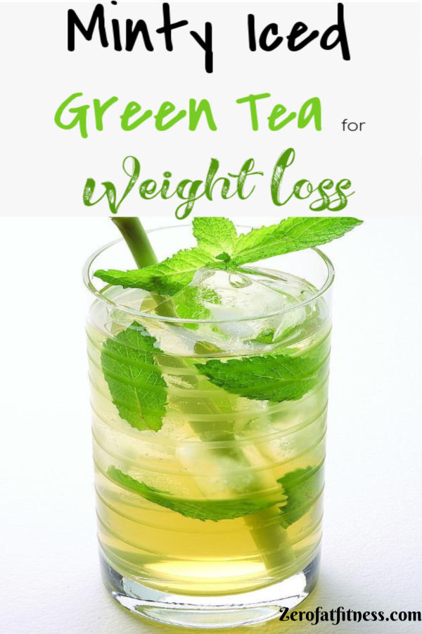 7 Best Green Tea for Weight Loss and Belly Fat Burner | Minty Green Tea for Weight Loss
