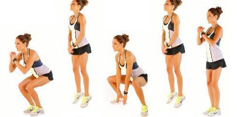 9 Best Exercises to Get Rid of Cellulite on Thighs, Legs and Bum Fast
