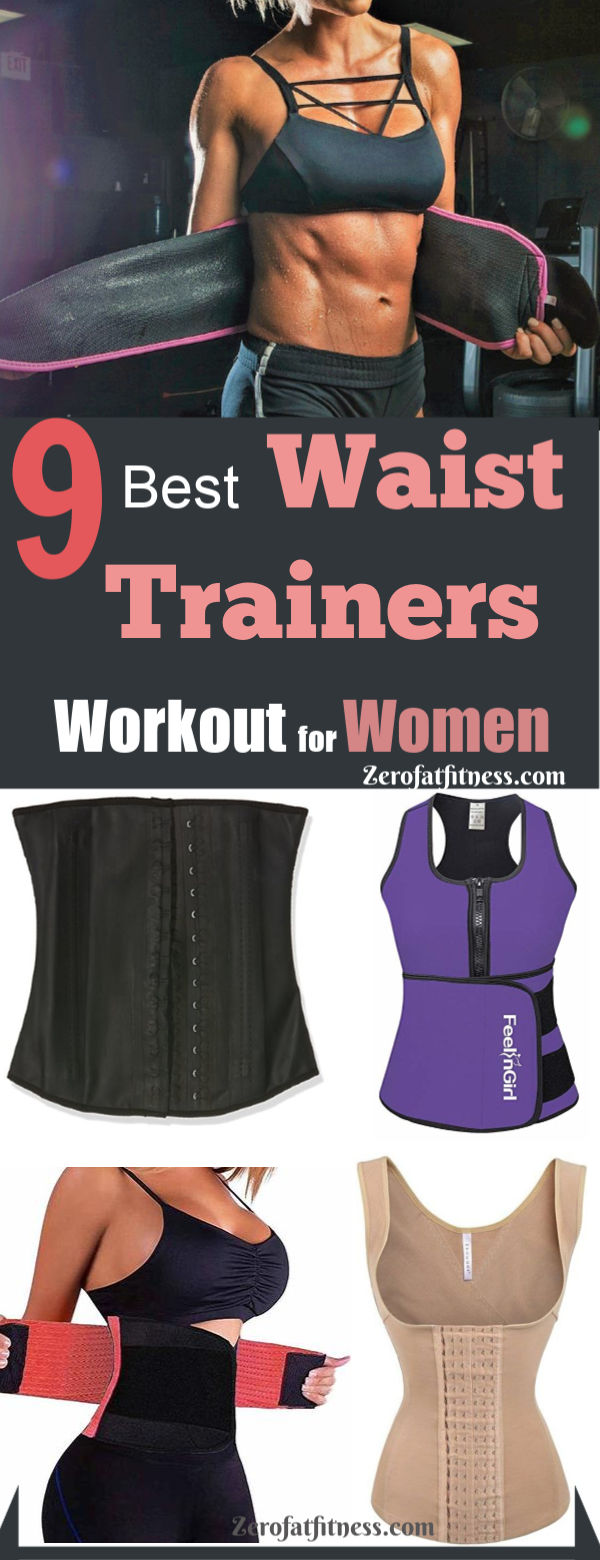 6424543ffc0 9 Best Waist Trainers Workout for Women. Check out the top best waist  trainers to