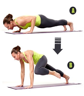 11 Best Flat Stomach Exercises to Lose Belly Fat in a Week at Home