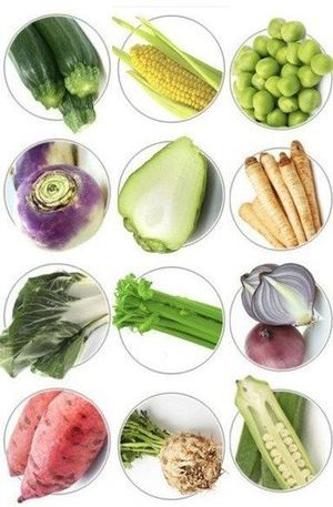 Vegetables -How to  Lower High Blood Pressure Naturally at Home