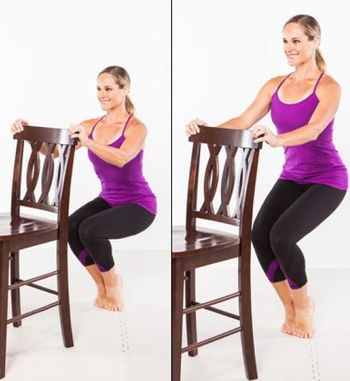 7 easy barre workouts for beginners to lose weight at home