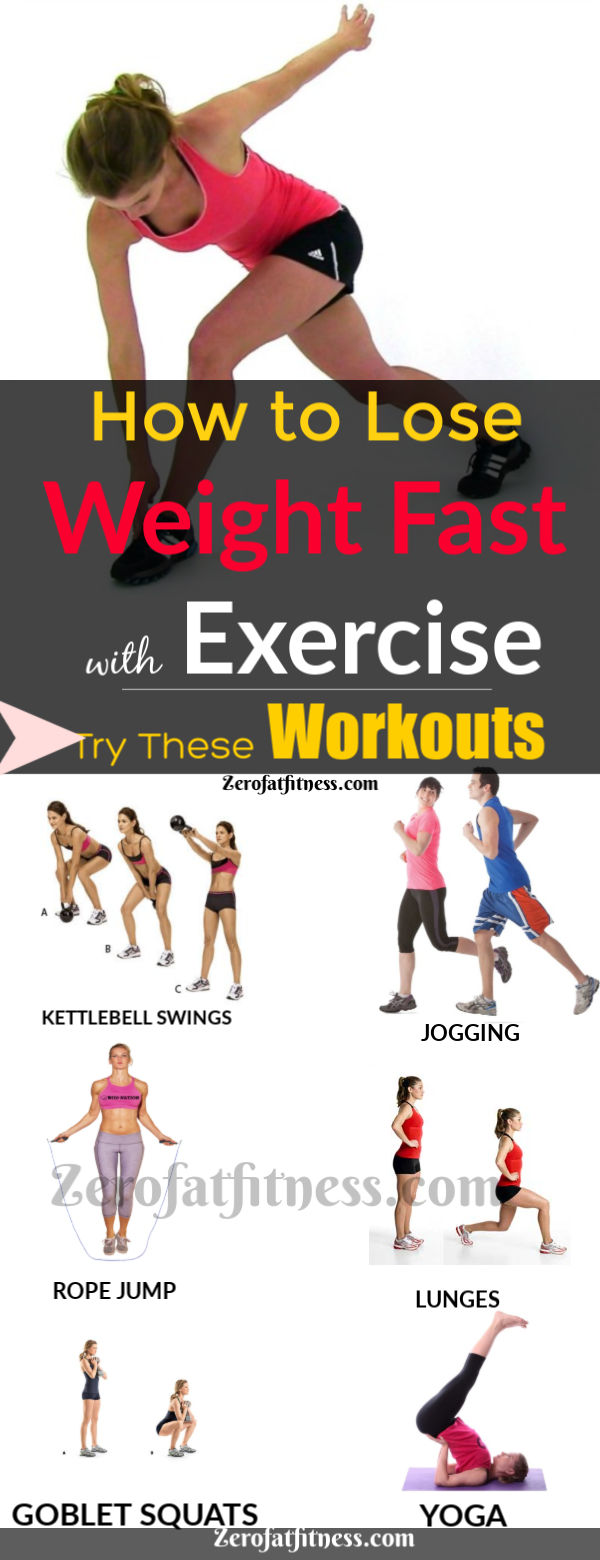 how to lose weight easy fast