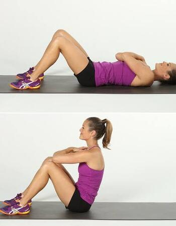 11 Core Workouts Routine for Beginners at Home- Get Flat Stomach, Lose Weight and Back Pain Relief