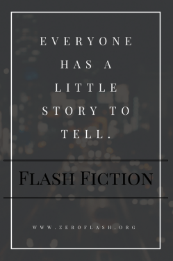 Everyone has a story to tell. www.zeroflash.org