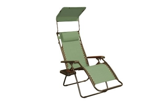 Bliss Hammocks Gravity Free Recliner Review