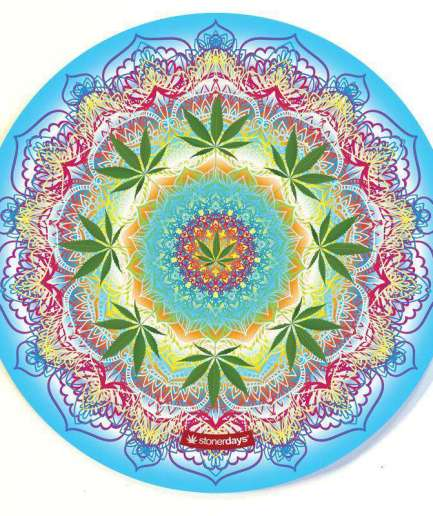 COOL BREEZE AND BUDS DAB MATS