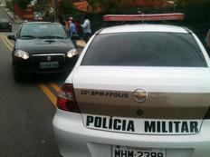 Policial morre após perseguição a bandidos no bairro Coqueiros, em Florianópolis Guto Kuerten/Agencia RBS