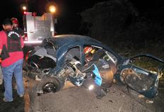 Acidente envolvendo carro e caminhão mata duas jovens em Garibaldi Altamir Oliveira, divulgação/