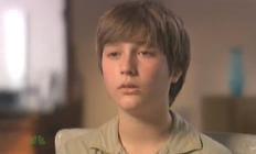 Aos 11 anos, garoto Sean é entrevistado pela primeira vez após deixar o Brasil Reprodução/Internet