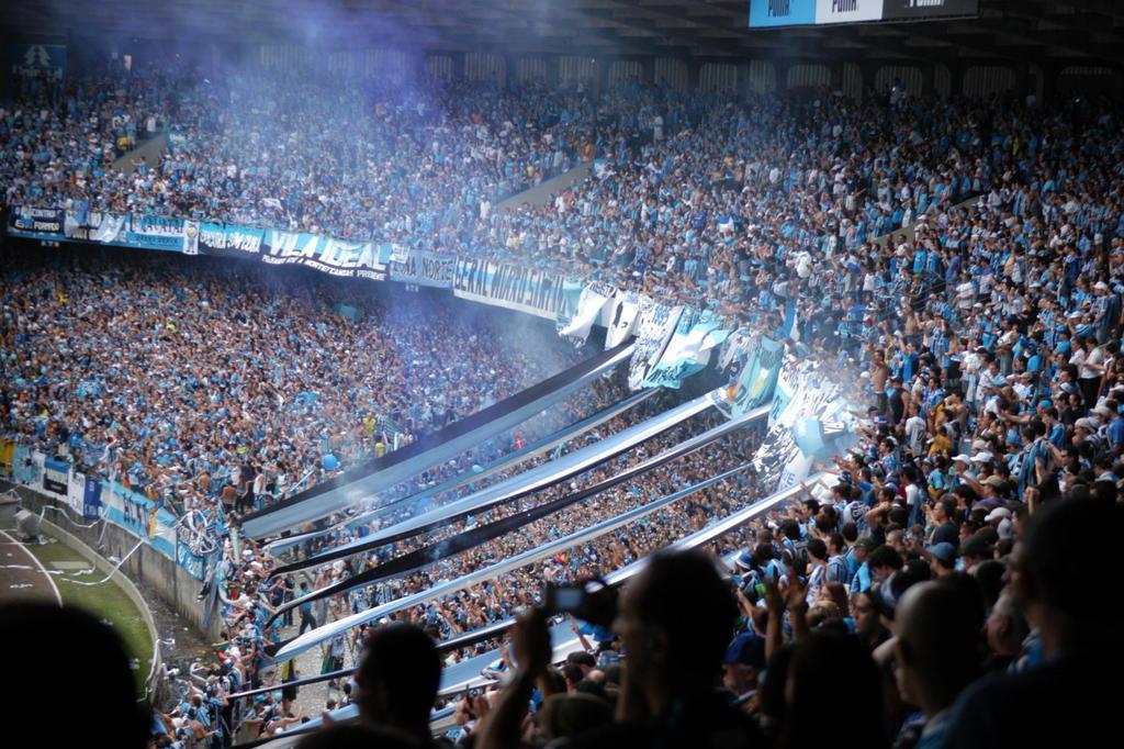 Ingressos para jogo entre Grêmio x Santos devem se esgotar neste sábado Andréa Graiz/Agencia RBS