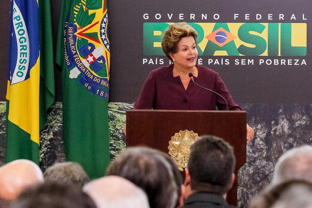 Dilma: as vozes da rua devem ser ouvidas Roberto Stuckert Filho/Presidência da República/Divulgação