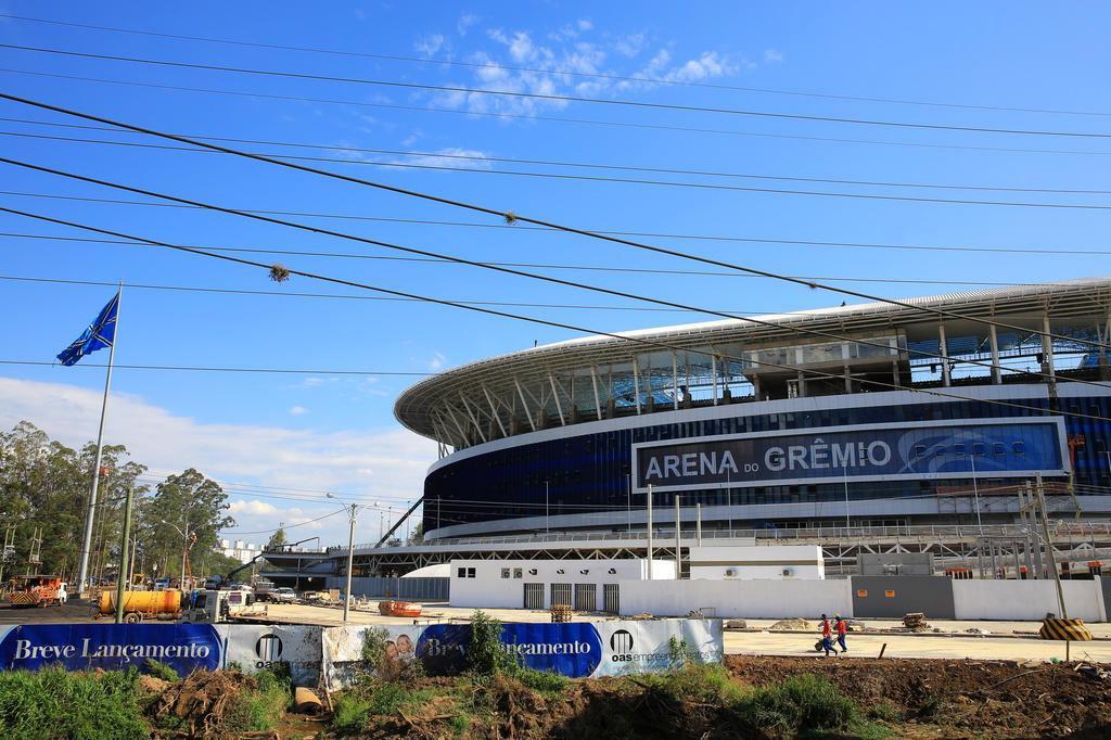 Fábio Koff rebate artigo de Zero Hora que comparou aproveitamento do Grêmio na Arena e no Olímpico Leonardo Cardoso/Agencia RBS