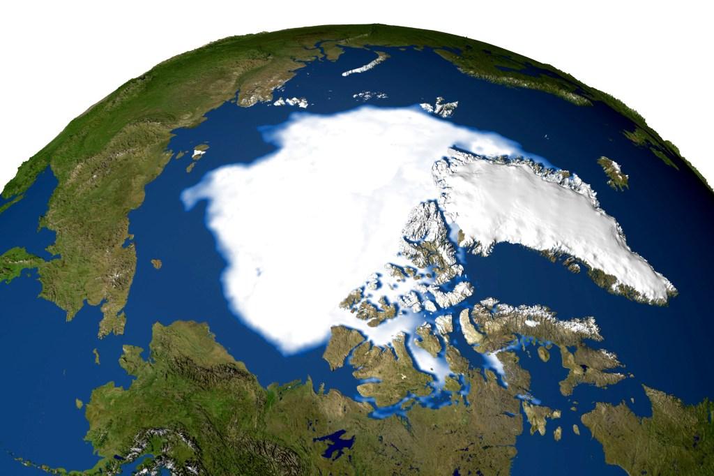 Vaza relatório da ONU que culpa ação humana pelo aquecimento global NASA/Divulgação