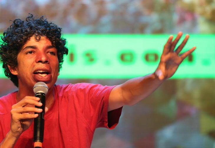 """Pablo Capilé: """"Rolou um salto quântico de consciência no Brasil"""" Bruno Alencastro/Agencia RBS"""