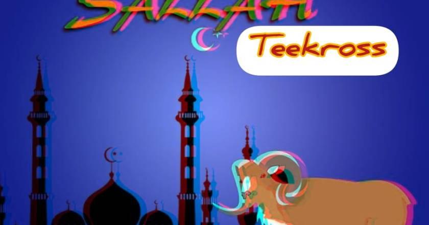 [Music] Teekross – Barka Da Sallah