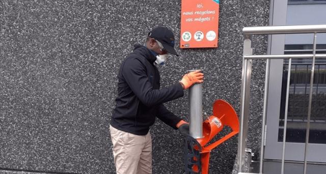 Luxembourg : les mégots, ça se recycle!