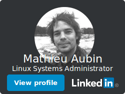 Mathieu Aubin on LinkedIn