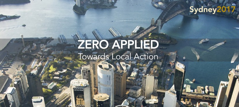 Towards Local Action (2017)