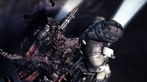 Dead Space 2 - Mid-game Boss