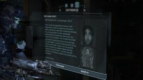 Dead Space 2 - Text log