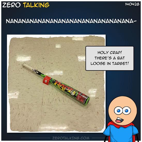 a-loose-bat-in-target-zero-dean