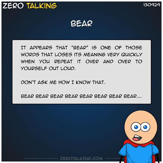bear-zero-dean