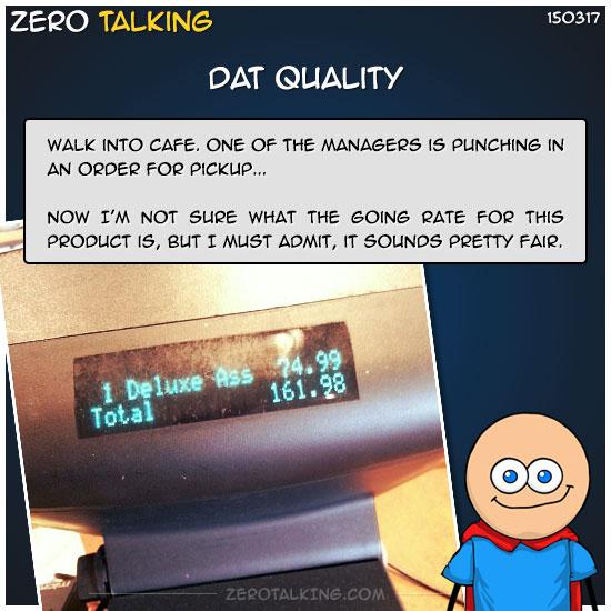 dat-quality-zero-dean