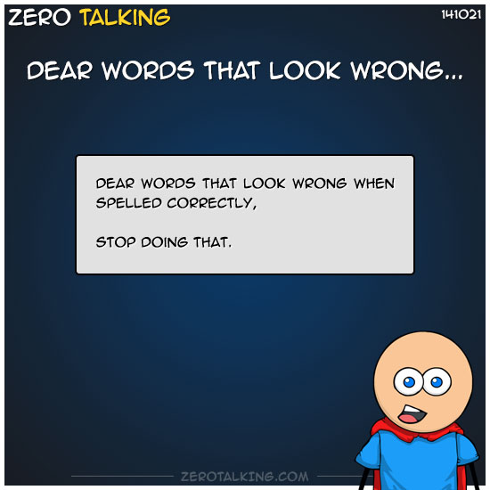 dear-words-that-look-wrong-zero-dean