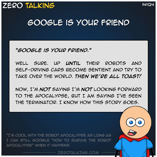 google-is-your-friend-zero-dean