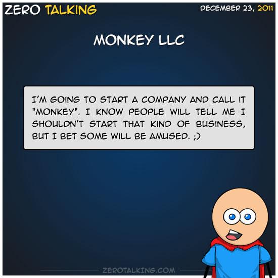 monkey-llc-zero-dean