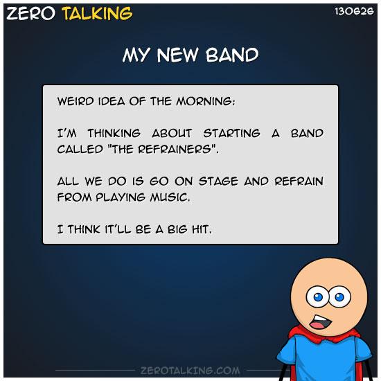 my-new-band-zero-dean
