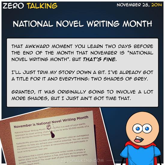 national-novel-writing-month-zero-dean