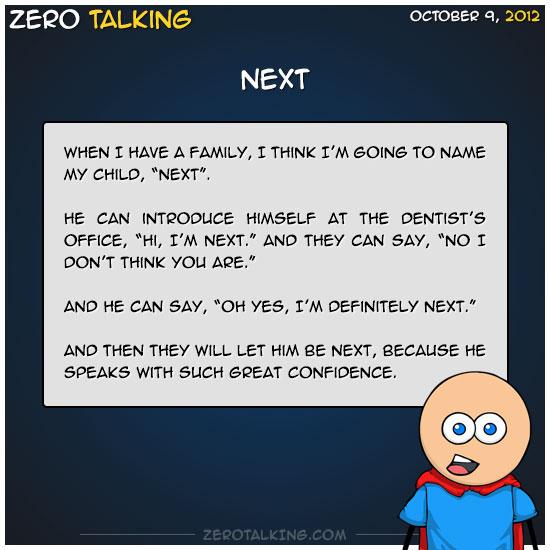 next-zero-dean