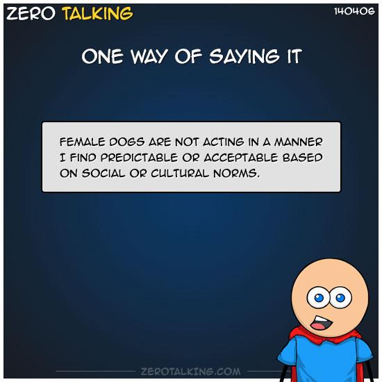 one-way-of-saying-it-zero-dean