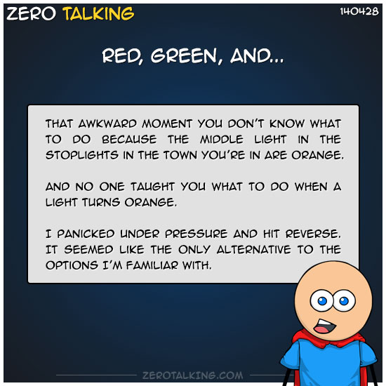 red-green-and-zero-dean