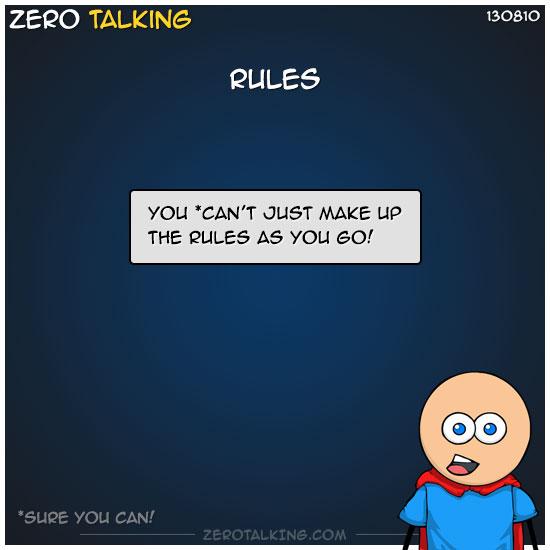 rules-zero-dean