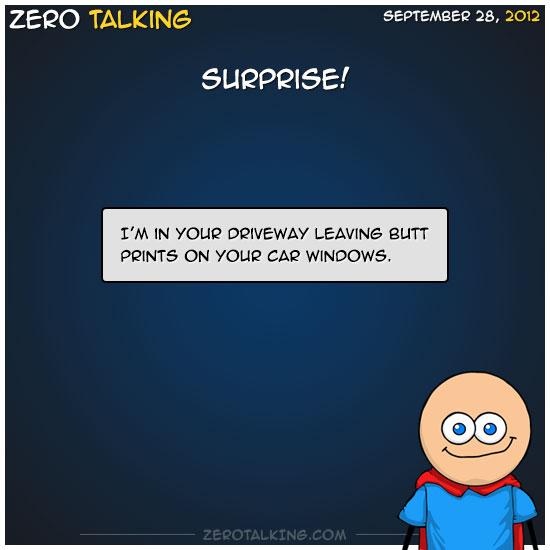 surprise-zero-dean