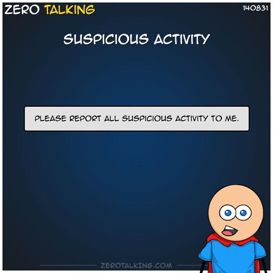 suspicious-activity-zero-dean