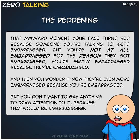 the-reddening-zero-dean