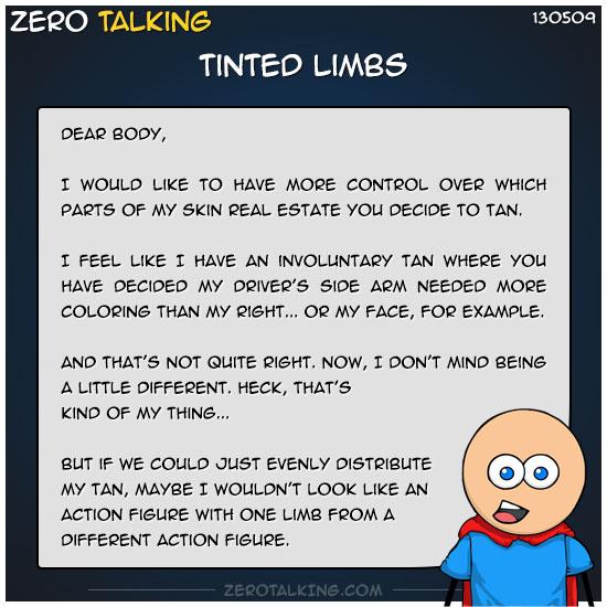 tinted-limbs-zero-dean