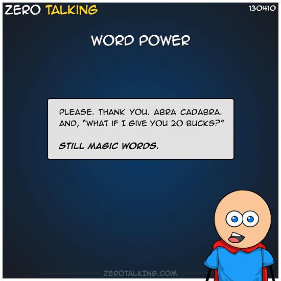 word-power-zero-dean
