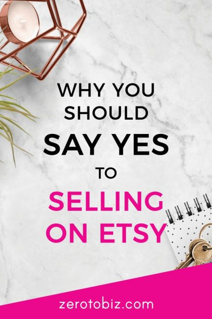 Reasons to consider opening an Etsy shop