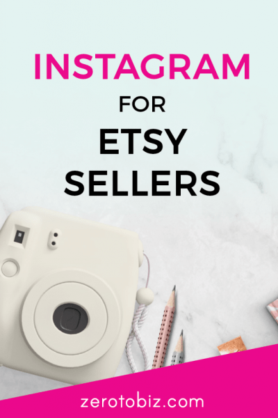 Instagram for Etsy